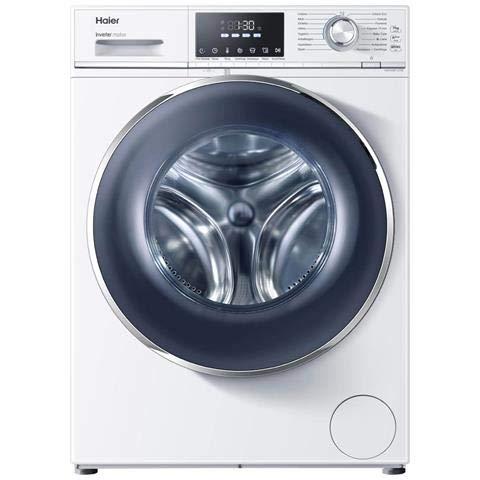 Haier HW70-BP12758 lavatrice Libera installazione Caricamento frontale Bianco 7 kg 1200 Giri/min A+++