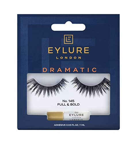 Eylure Dramatic No.145 Strip Lashes (was Exaggerate No.145)