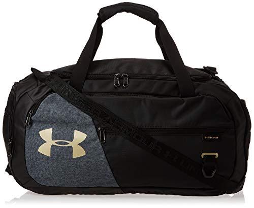 Under Armour Erwachsene Undeniable Duffel 4.0 SMALL Tasche, Schwarz, Einheitsgröße