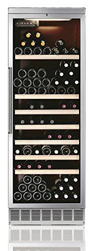 Ip Industrie - Cantina climatizzata da incasso porta in doppio vetro multitemperatura capienza di 116 bottiglie