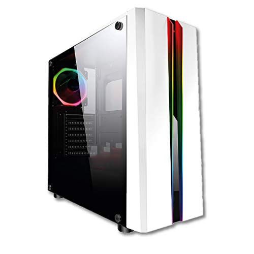 PC Gamer Skill SNOW II, AMD Ryzen 5, Radeon VEGA 11, 16GB DDR4 2666MHZ, SSD 480GB, 500W