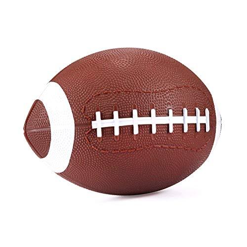 fan pin dian zi Mini-Sport-bälle Spielzeug Aufblasbaren Fußball Stress Relief Rugby Squeeze Schaum Für Kinder
