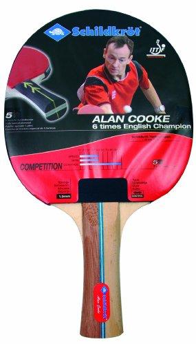 Alan Cooke Competition Table Tennis Bat