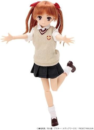 [To Aru Kagaku no Railgun] Shirai Kuroko (1 6 scale Fashion Doll) Azone [JAPAN]