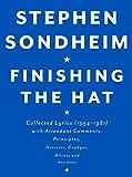 Stephen Sondheim.