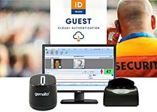 $3785 » IDWare Guest I ID Passport Authentication Solution I VeriScan Cloud for Age Verification & Visitor Management I Ideal for ...