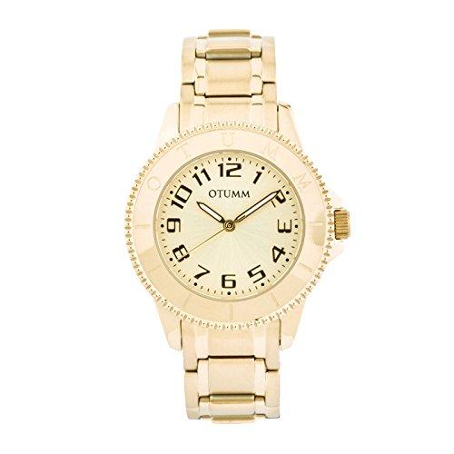 Otumm Ibiza Gold 003 Señora Oro 38mm Señora Ibiza Reloj