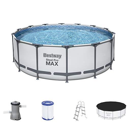 """Bestway Steel Pro MAX 14' x 48"""" / 4,27m x 1,22m Pool Set"""