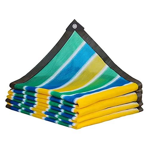 ZXFF Cubierta De La Vela De La Sombrilla, Tasa De Sombreado del 95%, Cubierta De Sombrilla, Cubierta De Invernadero Sombrilla De La Sombra De La Sombra De La Sombra De La Sombrilla (Size : 2×5m)