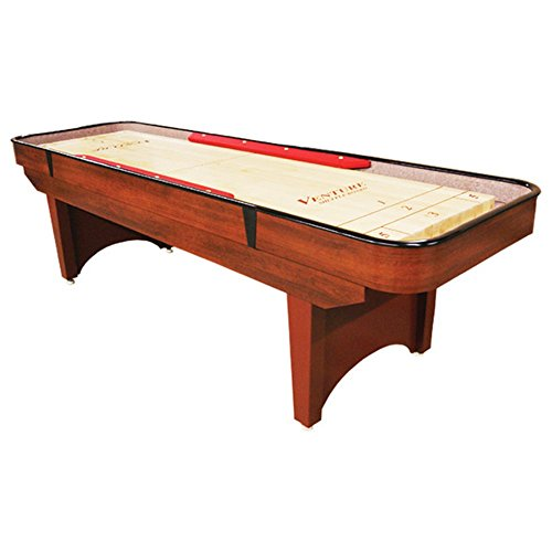 Why Should You Buy Classic Bankshot Shuffleboard Table – Gaming Board with Playing Accessories –...