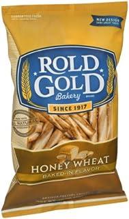 Rold Gold Honey Wheat Braided Pretzel Twists