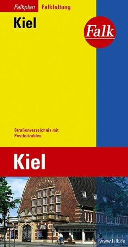 Falkplan Falk-Faltung Kiel