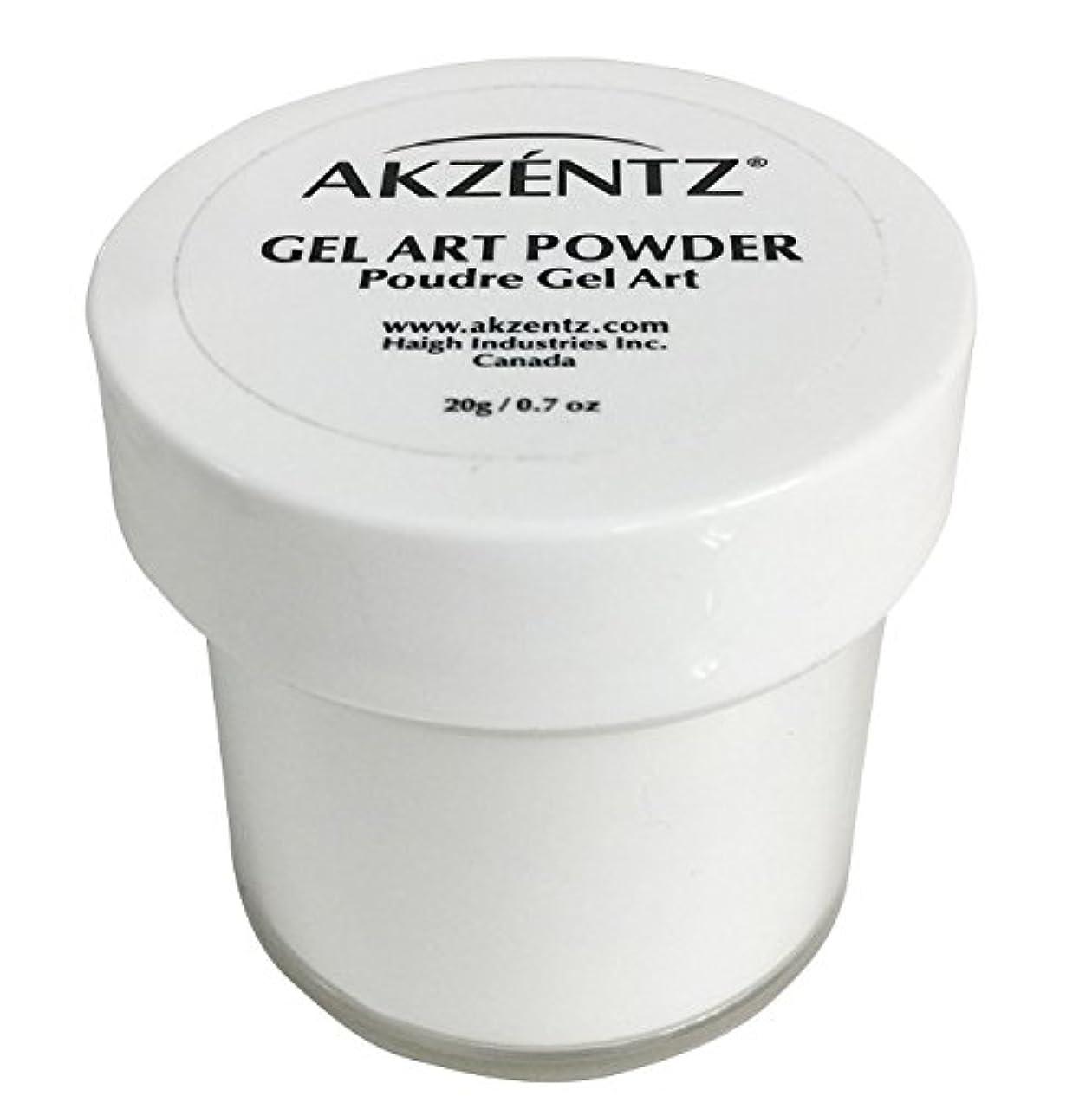 直感バクテリアしなやかなAKZENTZ(アクセンツ) ジェルアートパウダー 20g