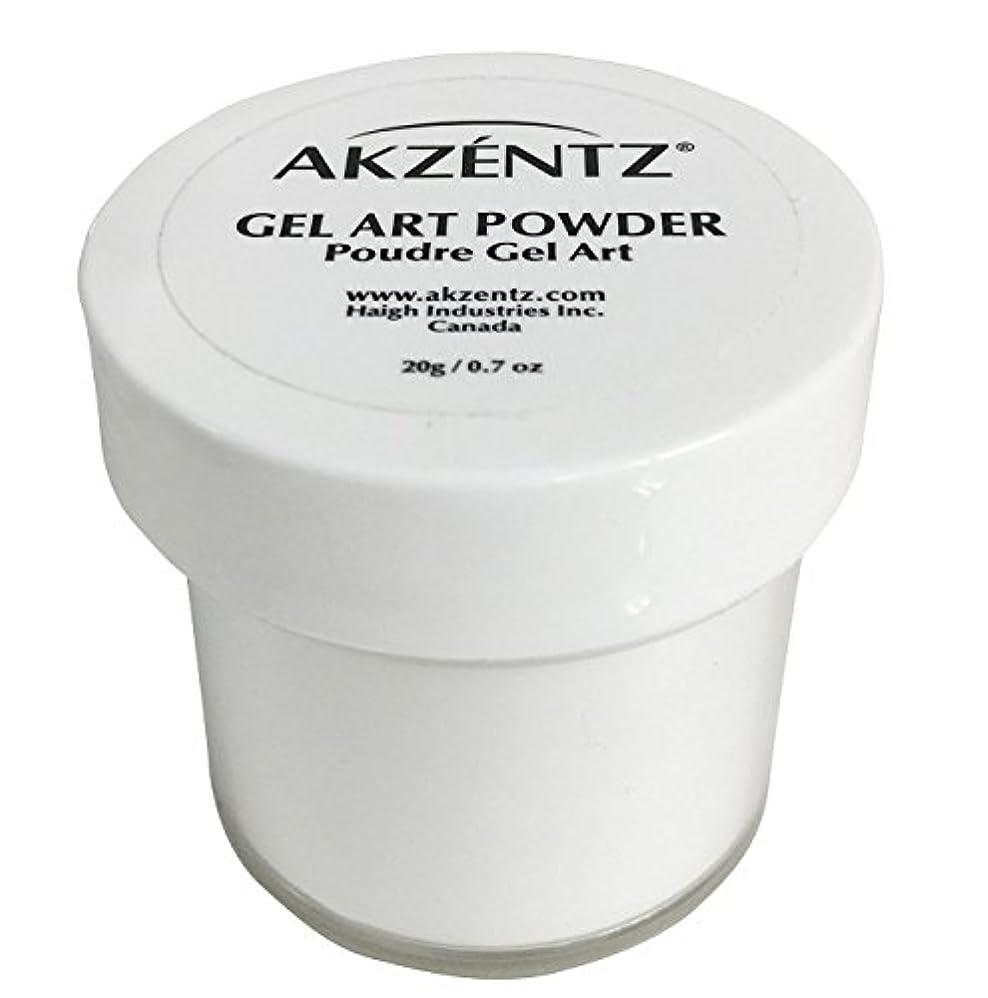 タップ不良袋AKZENTZ(アクセンツ) ジェルアートパウダー 20g