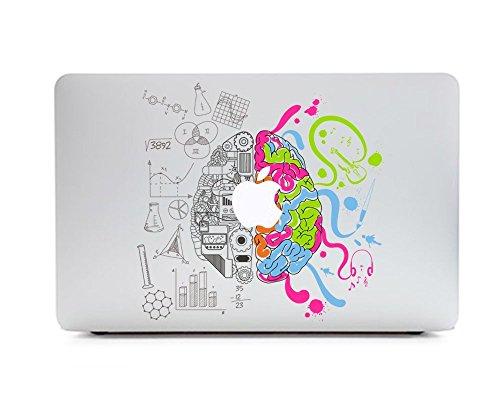 Macbook Adesivo,Caroki Rimovibile Vinile Decalcomania Adesivo Pelle per Apple Macbook 13.3