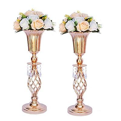 Amazon Com Tall Centerpiece Vases