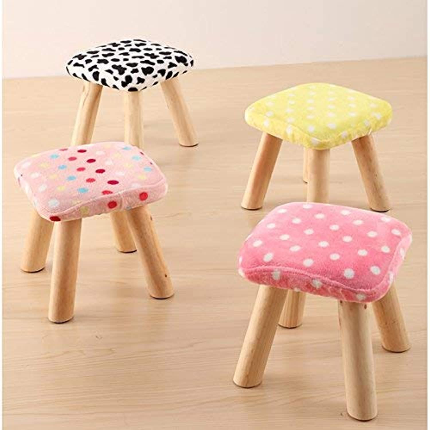 JZX Tea Table Home Living Room Footstool