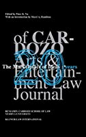 The Marketplace of Ideas: Twenty Years of Cardozo Arts & Entertainment Law Journal