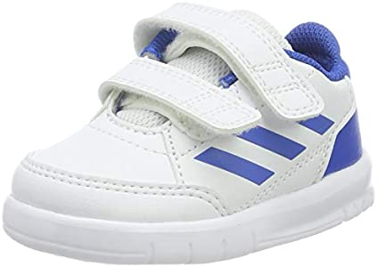 adidas Altasport CF I, Zapatillas Unisex niños, Blanco (Footwear White/Blue/Blue 0), 19 EU