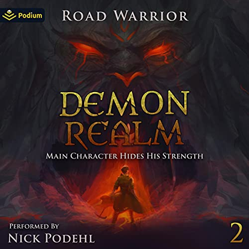 Demon Realm Audiobook By Road Warrior cover art