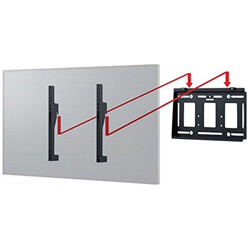 ハヤミ工産【HAMILeX】MHシリーズ(~85v型対応)テレビ壁掛金具[角度固定タイプ]MH-851B