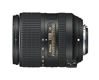 Nikon 18-300mm f/3.5-6.3G ED VR AF-S DX Nikkor Lens from Nikon