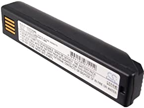 GAXI Battery Replacement for Keyence HR-100 Compatible with Keyence, Barcode, Scanner Battery