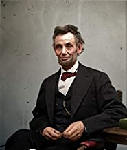 President Abraham Abe Lincoln Color Poster Art Photo Posters Artwork 11x14