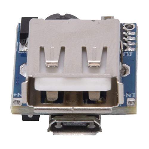 Placa de circuito de protección de carga de placa de carga de batería ajustable de 5 piezas para baterías