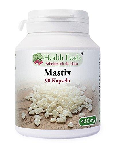 Mastix 450 mg x 90 Kapseln (100% ohne Zusatztoffe)