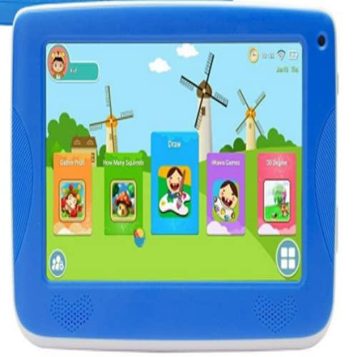 KID Tablets Infantil Android 4.4; LCD 7 pol; CPU A33 Cortex A7; RAM 512 MB DDR3; 8 GB armazenamento,