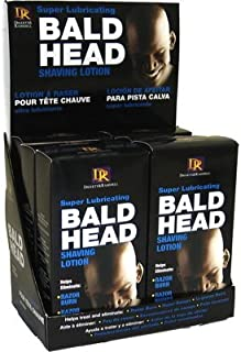 Daggett and Ramsdell Bald Head Shaving Lotion (Pack of 6)
