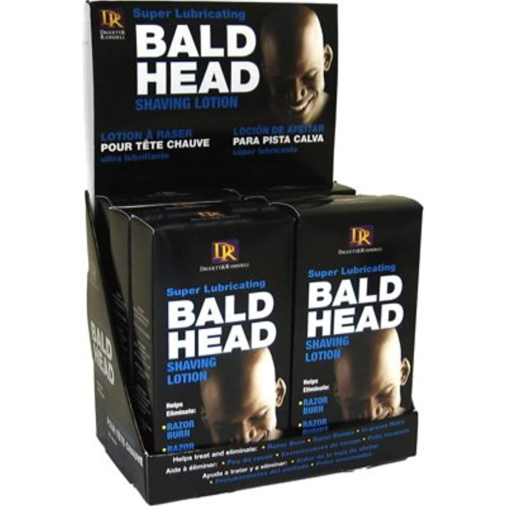 Daggett And Ramsdell Bald Head Shaving Lotion (Pack of 6) (並行輸入品)