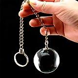 5 tamaños Kegel Glass Ball Smart Ben Wa Ball Ejercicio Apretar Vagina pélvica con cadena Control de vejiga impermeable...