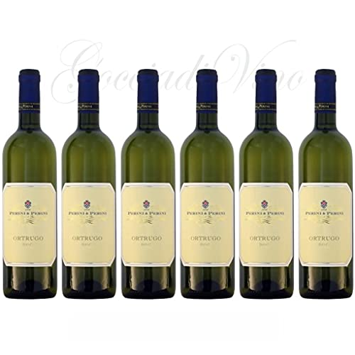 6 Bottiglie ORTRUGO Colli Piacentini DOC 2020 Perini Perini