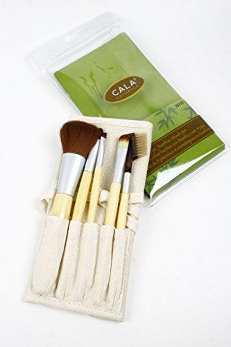 CALA Naurale 5pc Bamboo Brush Set.