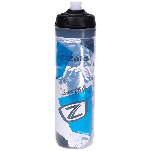 ZEFAL Arctica Pro Bidón, Unisex Adulto, Azul, 750 ml