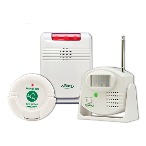 Smart Caregiver Cordless Motion Sensor and Nurse Call System