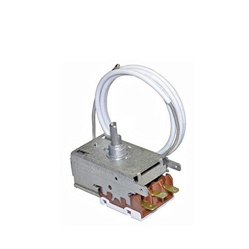 Original Thermostat Temperaturregler Kühlschrank K57L5537 Ranco Liebherr 6151190