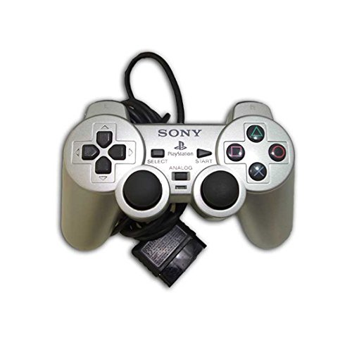 Manette PS2 DualShock 2 Silver