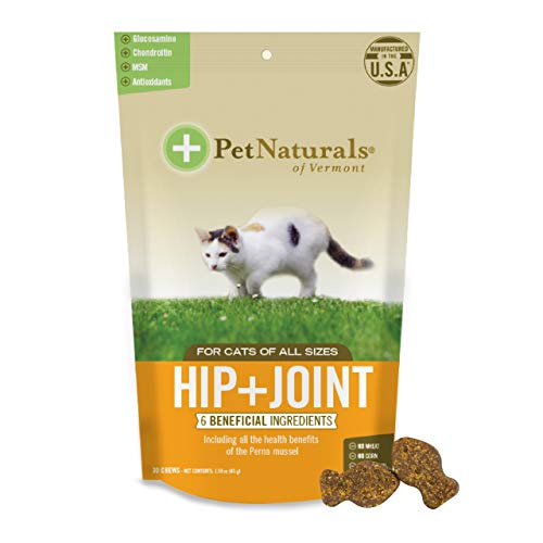 Top 10 best selling list for natural arthritis supplements for cats