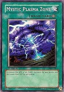 Yu-Gi-Oh! - Mystic Plasma Zone (MRL-101) - Magic Ruler - 1st Edition - Common