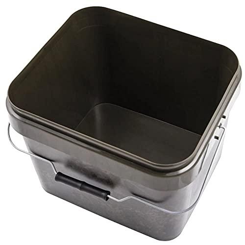 Nash Tackle Heavy Duty Square Bucket 5Ltr