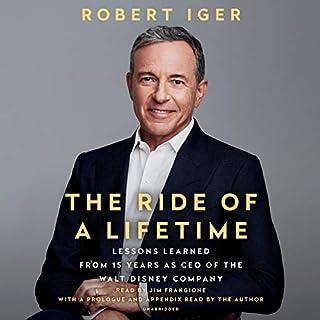 Couverture de The Ride of a Lifetime