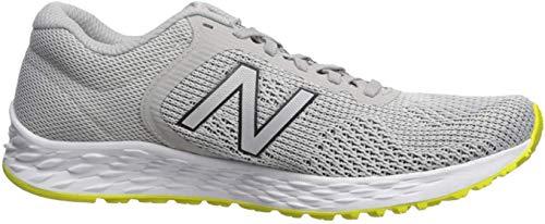 New Balance Women's Fresh Foam Arishi V2 Running Shoe, Light Aluminum/Peony, 10 W US
