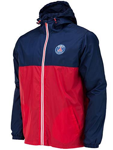 PARIS SAINT-GERMAIN Coupe Vent PSG - Collection Officielle Taille Homme XXL