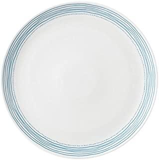 Royal Doulton Ellen Degeneres ED Dots Polar Blue Dinner Plate
