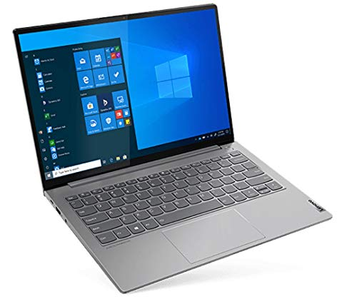 "Lenovo ThinkBook 13s Business Notebook with 13.3"" WQXGA (2560x1600) Screen, 11th Gen Core i5-1135G7 Processor, 16GB DDR4, 512GB SSD, Thunderbolt 4, WiFi 6, HD Webcam, Intel Evo, and Windows 10 Pro"