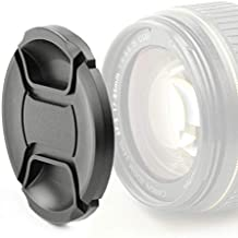 CELLONIC Lens Cap  front  compatible with Fuji Fujinon 10-24mm OIS Fujinon 50-140mm F2 8 OIS 72mm FLCP-72   Snap On  Inside handle Central Pinch Protective Cover  Lid
