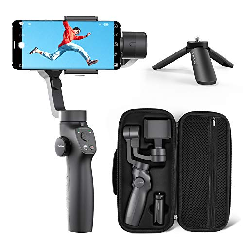 (50% OFF) M3 Handheld 3-Axis Gimbal Stabilizer for Smartphone $49.99 – Coupon Code